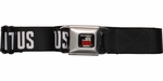 Big Bang Theory I Love Coitus Seatbelt Mesh Belt
