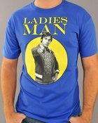 Big Bang Theory Ladies Man T Shirt