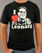Big Bang Theory Leonard T Shirt