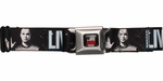 Big Bang Theory Live Long and Prosper Seatbelt Mesh Belt
