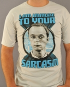 Big Bang Theory Sarcasm T Shirt