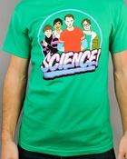 Big Bang Theory Science T Shirt