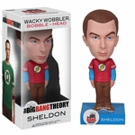 Big Bang Theory Sheldon Bobblehead