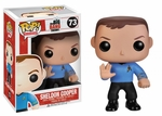 Big Bang Theory Sheldon Star Trek Vinyl Figurine