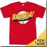 Big Bang Theory Shirt