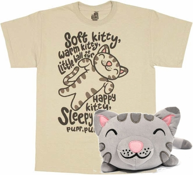 Big Bang Theory Soft Kitty Combo