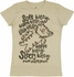 Big Bang Theory Soft Kitty Girls Shirt