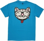 Big Bang Theory Soft Kitty Glasses T Shirt