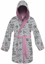 Big Bang Theory Soft Kitty Junior Hooded Robe