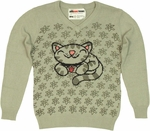 Big Bang Theory Soft Kitty Junior Sweater