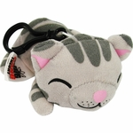 Big Bang Theory Soft Kitty Plush Keychain