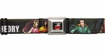 Big Bang Theory Superhero Cast Seatbelt Belt