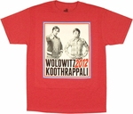 Big Bang Theory Wolowitz 2012 T Shirt
