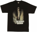 Bionic Woman Run T Shirt