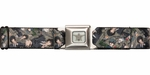 Black Butler Ciel and Sebastian Seatbelt Belt