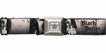 Black Butler Sebastian and Ciel Grad Seatbelt Belt