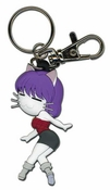 Black Cat Rinslet Keychain