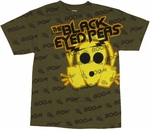 Black Eyed Peas Logo T-Shirt