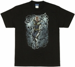 Black Lightning T Shirt