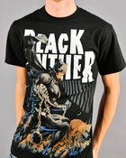 Black Panther Flail T-Shirt