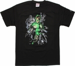 Blackest Night Cover T-Shirt