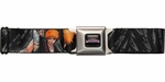 Bleach Ichigo and Captains Seatbelt Mesh Belt