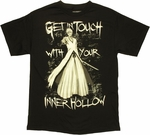 Bleach Inner Hollow T Shirt