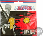 Bleach Kon Double Pin Pewter