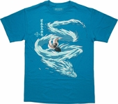 Bleach Toshiro Ice Dragon T Shirt
