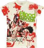 Blood on the Dance Floor All the Rage Baby Tee
