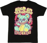 Blood on the Dance Floor Bear T Shirt