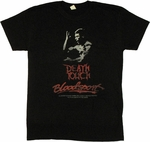 Bloodsport Death Touch T Shirt Sheer