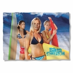 Blue Crush Poster Pillow Case