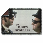 Blues Brothers Brothers Throw Blanket
