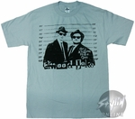 Blues Brothers Lineup T-Shirt