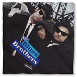 Blues Brothers Poster Bandana