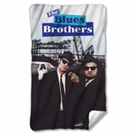 Blues Brothers Poster Fleece Blanket