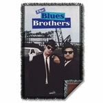 Blues Brothers Poster Throw Blanket