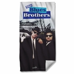 Blues Brothers Poster Towel