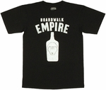 Boardwalk Empire Bottle T Shirt