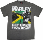 Bob Marley Get Up T Shirt