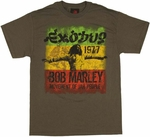 Bob Marley Movement T-Shirt
