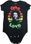 Bob Marley One Love Snap Suit