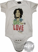 Bob Marley Portrait Snap Suit