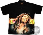 Bob Marley Rainbow Club Shirt