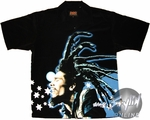 Bob Marley Stars Club Shirt