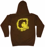 Bob Marley Zipper Hoodies