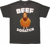 Bob's Burgers Beefsquatch T-Shirt
