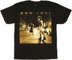 Bon Jovi Cover T Shirt
