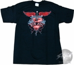 Bon Jovi Ribbon T-Shirt